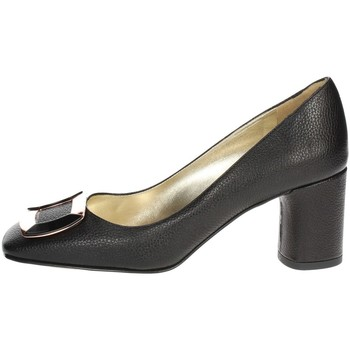 Schuhe Damen Pumps Angela C. Angela C. 8634 Pumps Damen Schwarz Schwarz