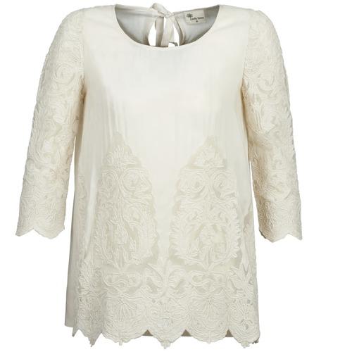Kleidung Damen Tops / Blusen Stella Forest AELEZIG Naturfarben