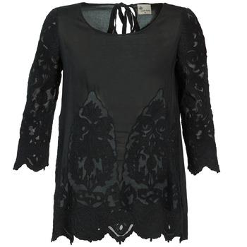 Kleidung Damen Tops / Blusen Stella Forest ALANE Schwarz