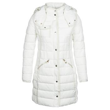 Kleidung Damen Daunenjacken Desigual INGA Weiss