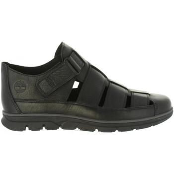 Schuhe Herren Sandalen / Sandaletten Timberland A1PEC BRADSTREET Negro