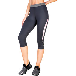 Kleidung Damen Leggings Elle Sport Trainingshosen grau
