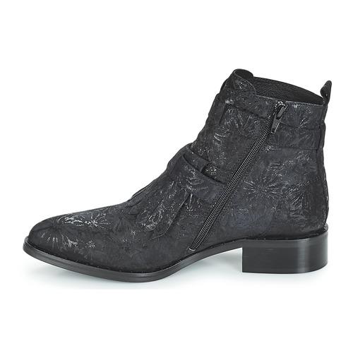 Philippe LUX Morvan SMAKY1 V2 DAISY LUX Philippe Schwarz  Schuhe Boots Damen 179 1ff25c
