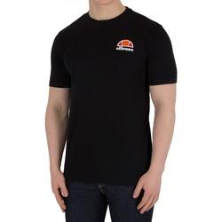 Kleidung Herren T-Shirts & Poloshirts Ellesse Herren Canaletto T-Shirt, Schwarz schwarz
