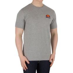Kleidung Herren T-Shirts & Poloshirts Ellesse Herren Canaletto T-Shirt, Grau grau