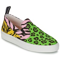 Schuhe Damen Slip on Moschino Cheap & CHIC LIDIA Multicolor