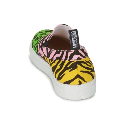 Moschino Cheap & CHIC LIDIA Multifarben  Schuhe Slip on Damen 159,20