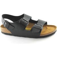 Schuhe Herren Sandalen / Sandaletten Birkenstock BIR-CCC-34793-SC Nero