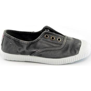 Schuhe Kinder Sneaker Low Cienta CIE-CCC-70777-23-1 Grigio