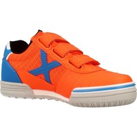 Schuhe Kinder Sneaker Low Munich Fashion G 3 KID VCO Orange