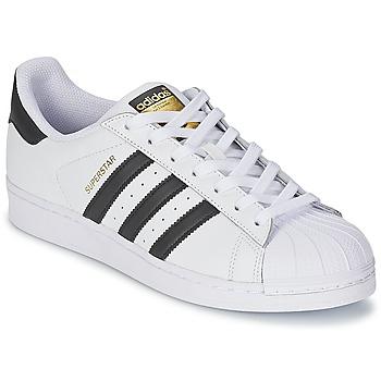 Sneaker adidas Originals SUPERSTAR Weiss / Schwarz 350x350
