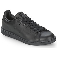 Schuhe Sneaker Low adidas Originals STAN SMITH Schwarz
