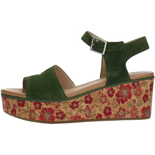 Stonefly 110283 Keilschuhe Damen CHIVE GREEN CHIVE GREEN - marion ... 57713ea79f