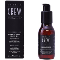 Beauty Herren Bartpflege American Crew Shaving Skin Care Ultra Gliding Shave Oil  50 ml