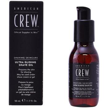 Beauty Herren Bartpflege American Crew Shaving Skin Care Ultra Gliding Shave Oil  50 ml