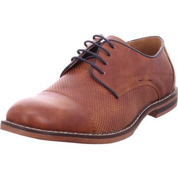 Schuhe Herren Derby-Schuhe Tempora - 132001 Braun