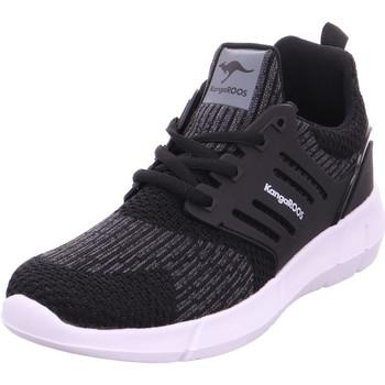 Schuhe Sneaker Low Kangaroos - 79030-5003 jet black/steelgrey