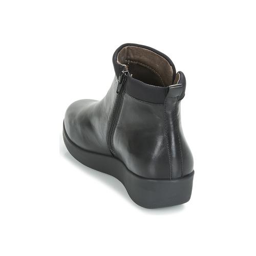 Stonefly PASEO IV 5 NAPPA NAPPA NAPPA Schwarz  Schuhe Boots Damen 0efad8
