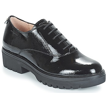 Schuhe Damen Derby-Schuhe Stonefly PERRY II 1 PATENT Schwarz