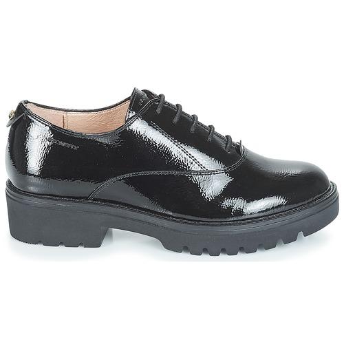 Stonefly PERRY II 1 PATENT Schwarz  Schuhe Derby-Schuhe Derby-Schuhe Derby-Schuhe Damen 119 445a01