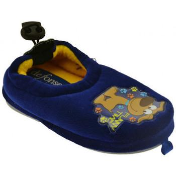 Schuhe Kinder Hausschuhe De Fonseca Baubau pantoffeln hausschuhe