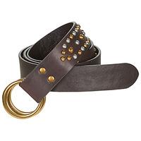Accessoires Damen Gürtel Polo Ralph Lauren DOUBLE O RING Braun