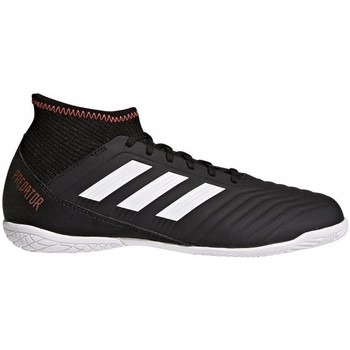 Schuhe Kinder Indoorschuhe adidas Originals Predator Tango 183 IN J Schwarz