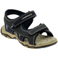 Schuhe Kinder Sandalen / Sandaletten Lumberjack LEVI SANDALO STRAPPO sandale