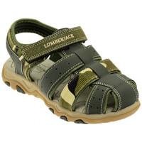 Schuhe Kinder Sandalen / Sandaletten Lumberjack LEVI RAGNETTO STRAPPO sandale
