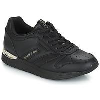 Schuhe Damen Sneaker Low Versace Jeans TAPADO Schwarz