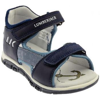 Schuhe Kinder Sandalen / Sandaletten Lumberjack BILLY STRAPPO sandale