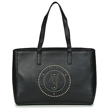Taschen Damen Shopper / Einkaufstasche Versace Jeans CESUS Schwarz