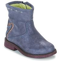 Schuhe Mädchen Boots Agatha Ruiz de la Prada 181970 VAGABUNDA Blau