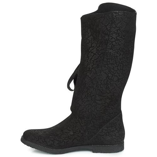 Papucei LUCIA Schwarz Schuhe Klassische Stiefel Damen 178,89