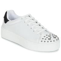Schuhe Damen Sneaker Low Vero Moda SITTA SNEAKER Weiss