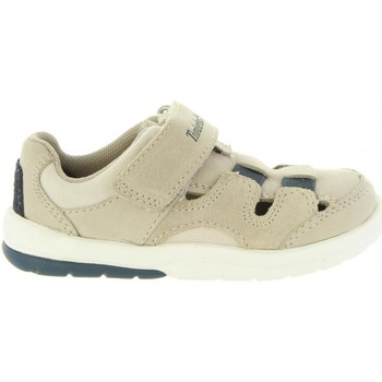 Schuhe Kinder Sneaker Low Timberland A1P4A TODDLE Beige
