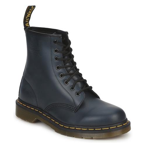 Schuhe Boots Dr Martens 1460 Marine