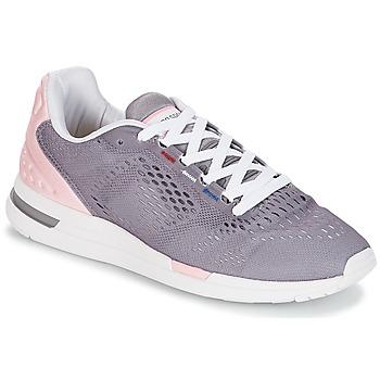 Schuhe Damen Sneaker Low Le Coq Sportif LCS R PRO W ENGINEERED MESH Violett