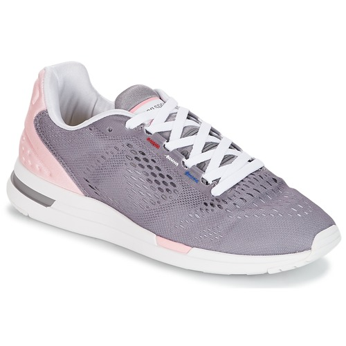 Le Coq Sportif LCS R PRO W ENGINEERED MESH Violett Schuhe Sneaker Low Damen 59,50