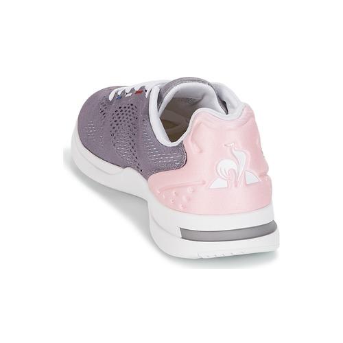 Le Coq Sportif LCS R PRO W ENGINEERED MESH Violett  Schuhe Sneaker Low Damen 95,20