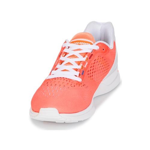 Le Coq Sportif LCS R PRO W ENGINEERED MESH Papaya / Punch  Schuhe Sneaker Low Damen 95,20