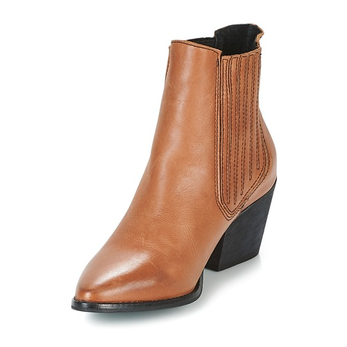 Musse & Cloud BECKY Cognac  93,99 Schuhe Low Boots Damen 93,99  331442