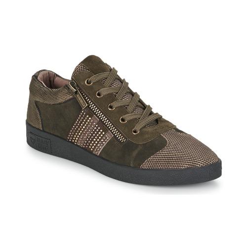 Mam'Zelle BADRIA Braun  Schuhe Sneaker Low Damen