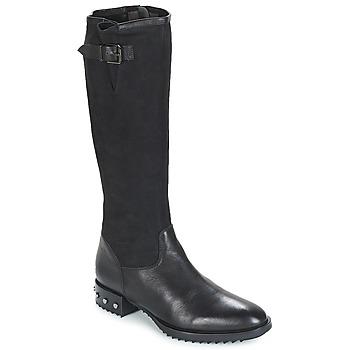 Schuhe Damen Klassische Stiefel Mam'Zelle XANE Schwarz