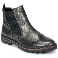 Schuhe Damen Boots Marco Tozzi ANALTA Grau