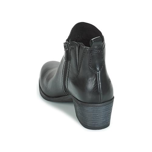 Marco Tozzi Low HISSU Schwarz  Schuhe Low Tozzi Boots Damen 59,95 75e339