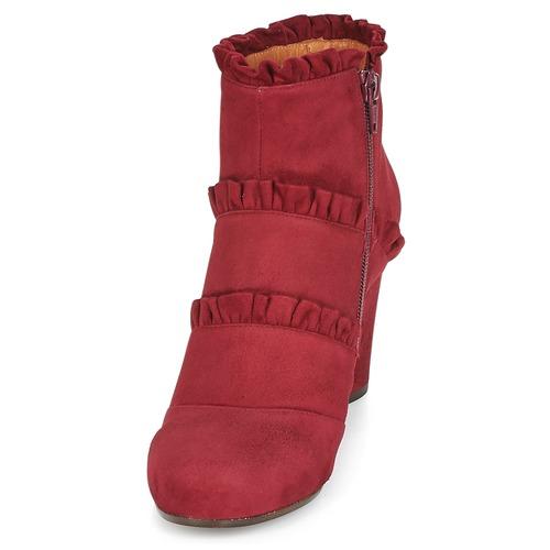 Chie Mihara KAFTAN Bordeaux Schuhe Boots Low Boots Schuhe Damen 363 aa2530