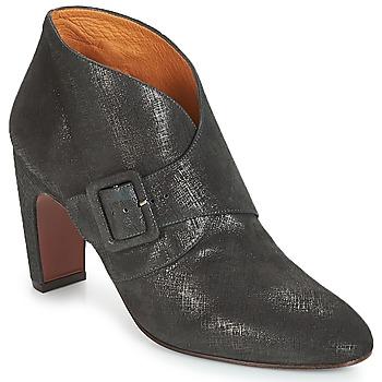 Schuhe Damen Low Boots Chie Mihara ELBA Schwarz