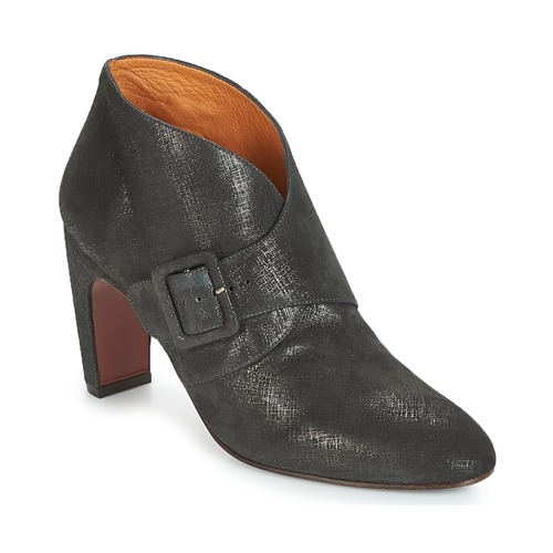 Chie Mihara ELBA Schwarz Schuhe Low Boots Damen 347,50