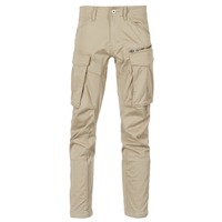Kleidung Herren Cargo Hosen G-Star Raw ROVIC ZIP 3D STRAIGHT TAPERED Beige